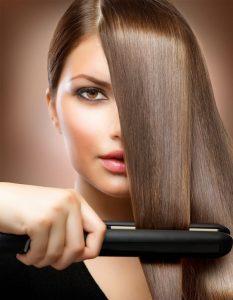 Когда модно одевать резинку для волос после кератинового выпрямления