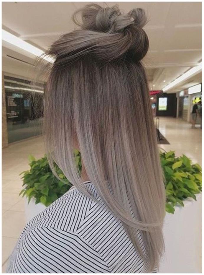 окрашивание волос Минск